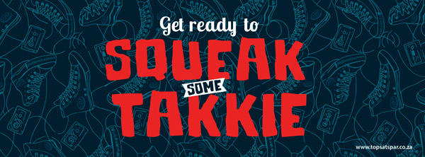 Squeak some Takkie