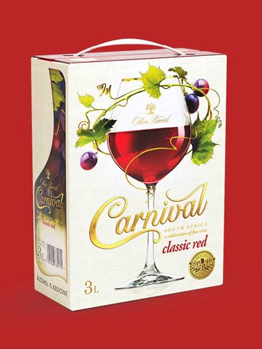 Carnival Classic Red