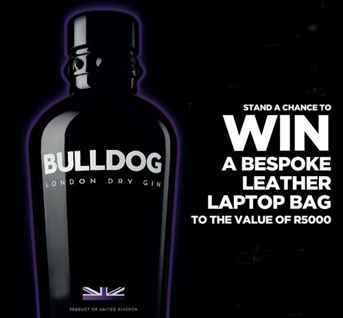 Win a Leather Laptop Bag