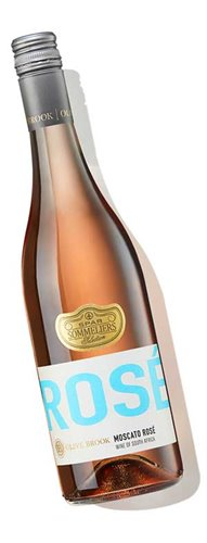 Olive Brook Moscato Rose